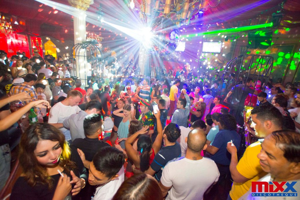 Mixx Discotheque in Pattaya