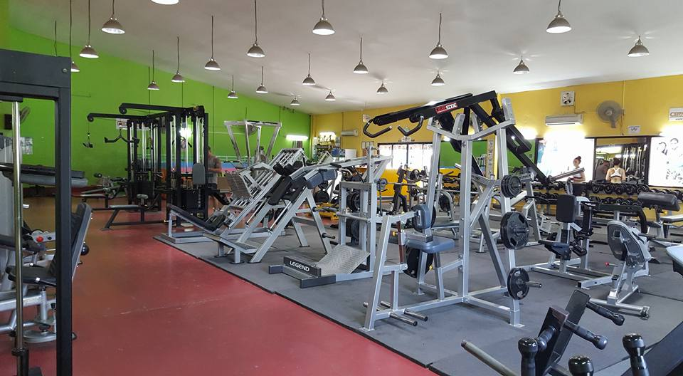 Castra Gym Pattaya