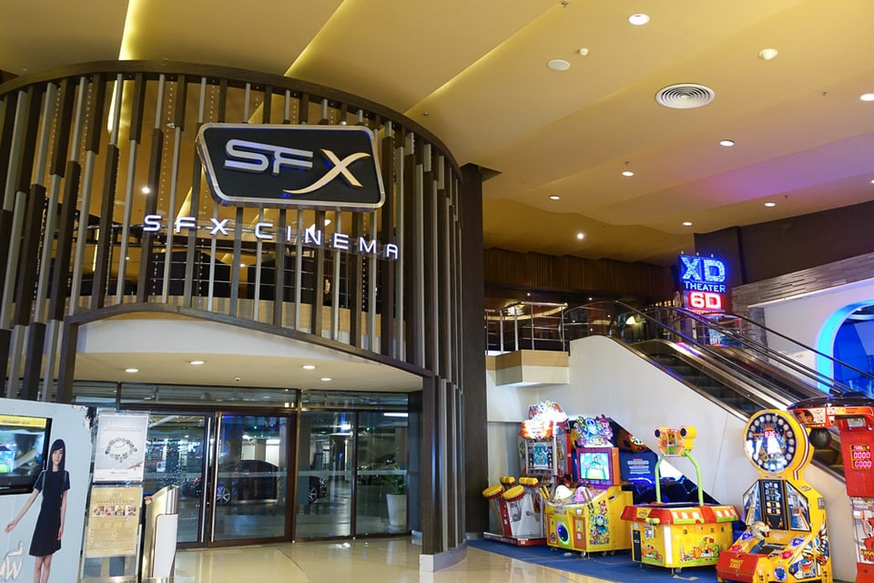 SFX Cinema Pattaya
