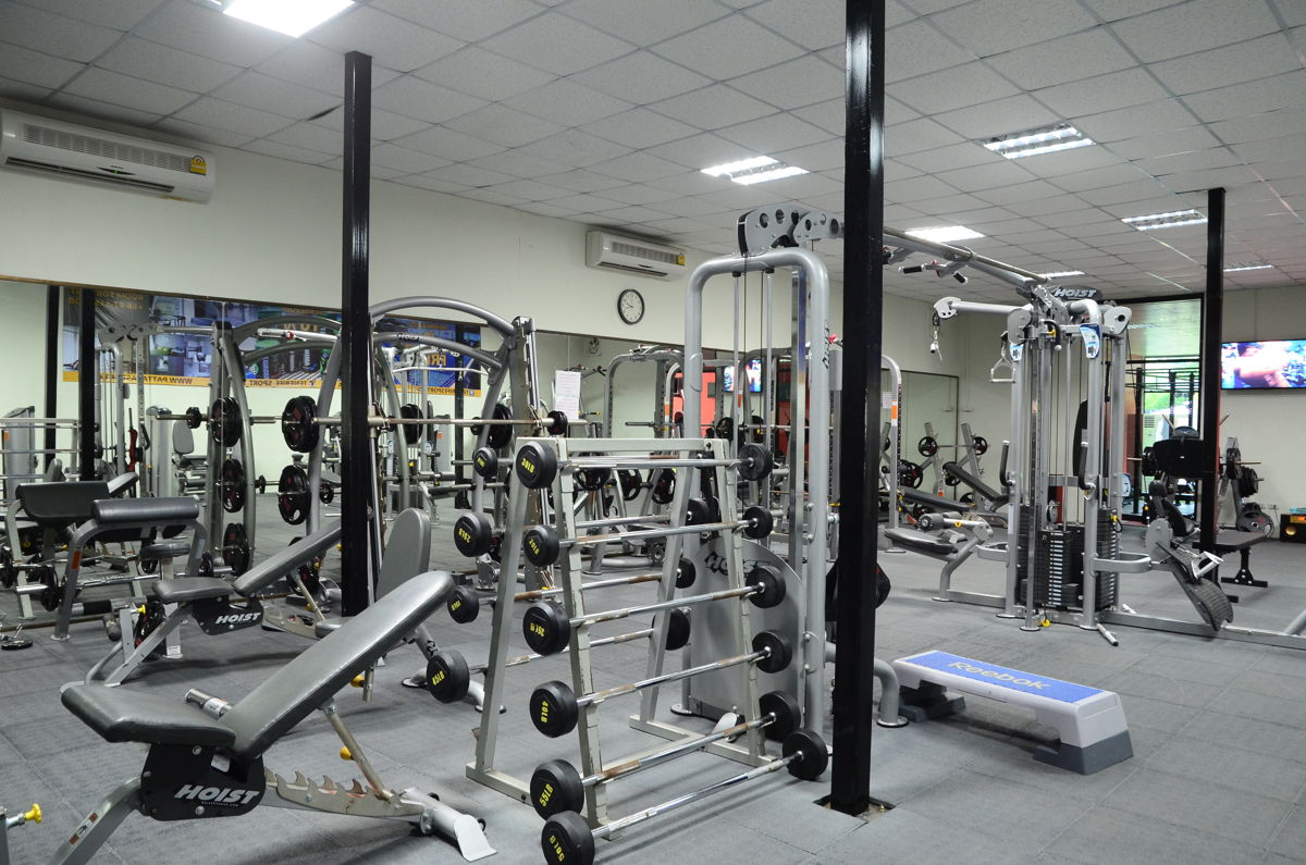 SportPoint Fitness Center Pattaya, Thailand