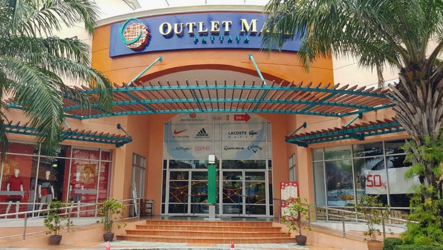 pattaya outlet mall