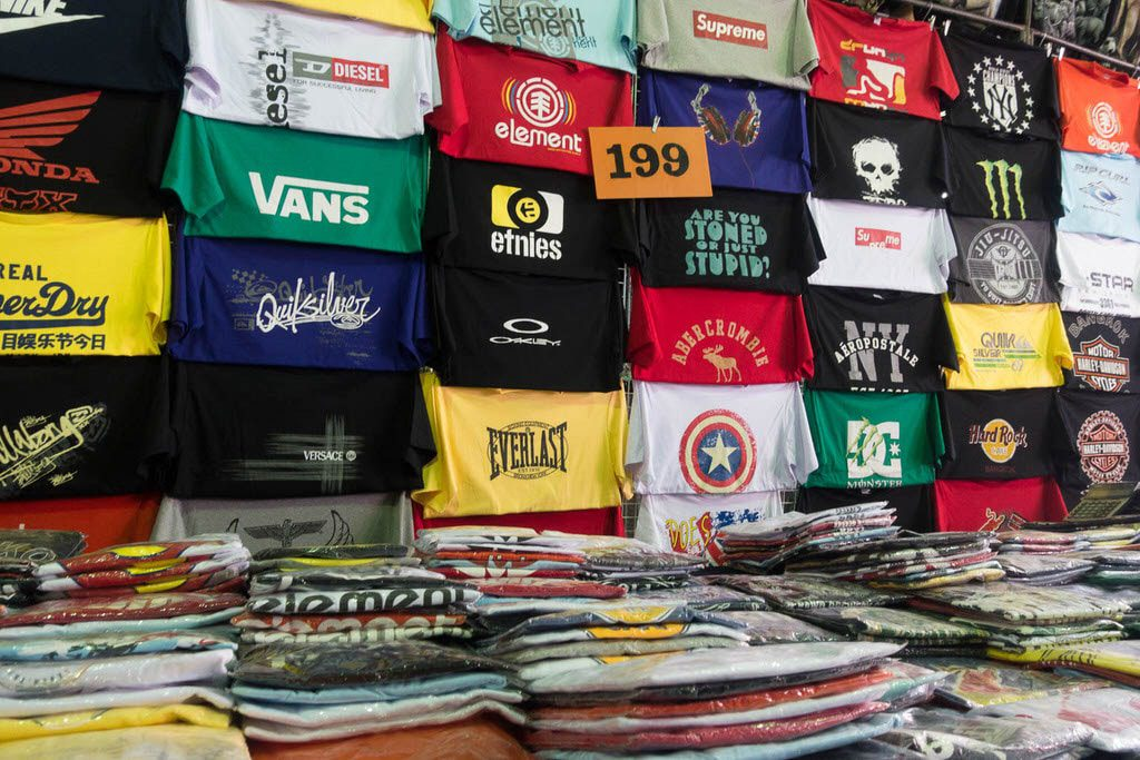 Soi Buakhao Market T-Shirts for sale